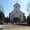 Parafia Św. Rodziny w Kamionce